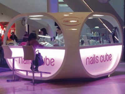 Nails Cube Centro Commerciale Megalò