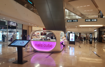 Nails Cube Centro Commerciale ADIGEO